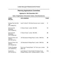 Planning Applications Committee - Meetings, agendas and minutes