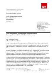 Antrag 2008010 Interkommunale Zusammenarbeit ... - SPD Bürstadt