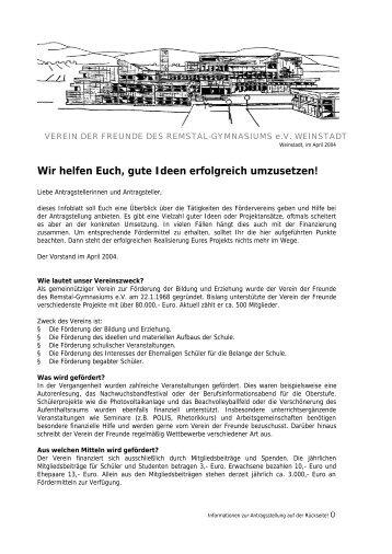 Download Infoblatt (52KB)