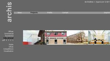 archis Architekten + Ingenieure GmbH, Karlsruhe - archis-Logo und ...
