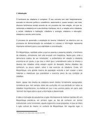 12 1 Introdução O fenômeno da cidadania é ... - VIII ENANCIB