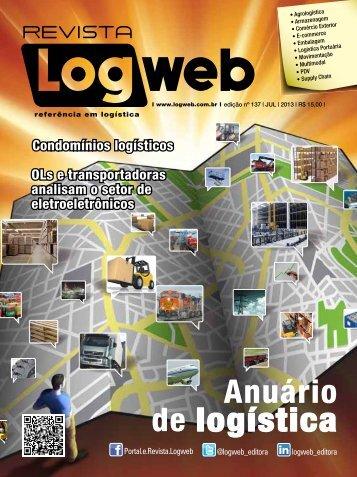 Edição 137 download da revista completa - Logweb