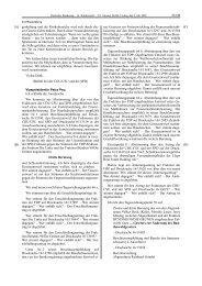 Auszug aus dem Plenarprotokoll der 231. Sitzung des 16 ...