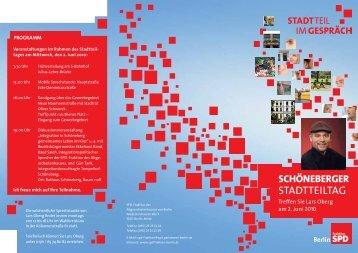 Einladungsflyer zum Download (PDF) - Hauptstadt im Gespräch