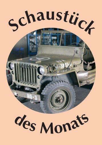 Willys Jeep - Museen der Stadt Nürnberg
