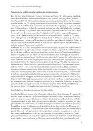 Systematische und historische Aspekte des Antiziganismus Das ...