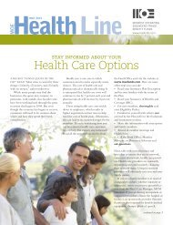 Health Line - May 2015