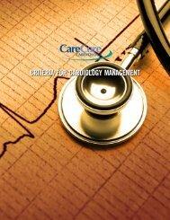 CoreCore National Cardiac CTA Management ... - CCTA-Training