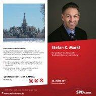 Stefan K. Markl - Fuer-kassel.de