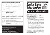 Soziales Wiesbaden - Mergen-online.de