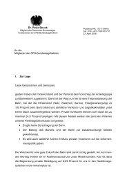 Dr. Peter Struck An die Mitglieder der SPD ... - SPD-Diemelsee
