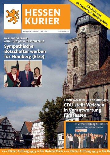 Was, wann, wo in Hessen? - publi-com.de