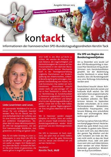kontackt - Kerstin Tack