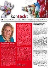 kontackt 2/2011 - Kerstin Tack