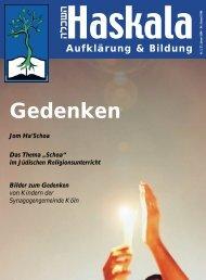 Druckversion als pdf-Datei - Schule und Judentum - Juden in ...