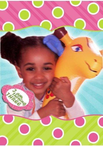 Silva-Phoenix's 3rd Birthday