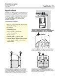 Jaugeur radar - Rosemount Tank Radar - Page 7