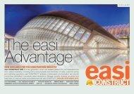 easi CONSTRUCT - EXILANT Technologies
