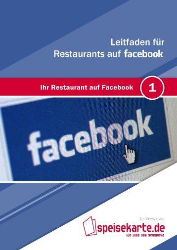Ihr Restaurant auf Facebook - Speisekarte.de