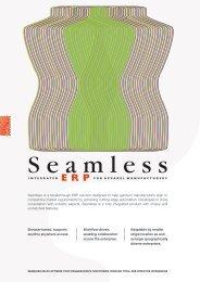 Seamless ERP - EXILANT Technologies