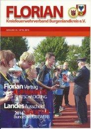 Mitteilungsblatt der Kreisfeuerwehrverbandes Burgenlandkreis e.V. - Heft 05
