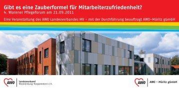 Pressemeldung download - AWO-Müritz