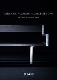 HAGS PLAZA (Broschüre - herunterladen) - PROELAN