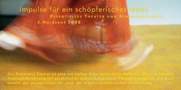 in meinem Flyer - Ellen Schlottner