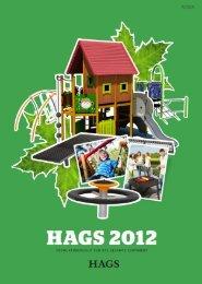 HAGS Produktübersicht 2012 (Broschüre - herunterladen) - PROELAN