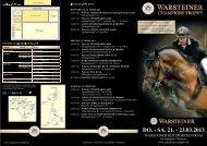 DO. - SA. 21. - 23.03.2013 - warsteiner-reitsport