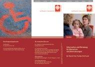 Flyer - Caritas Dortmund