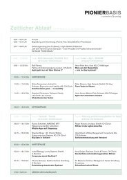 Pionierbasis-Konfere.. - Korn AG