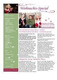 Weihnachts-Special - Theaterwerkstatt Ludi