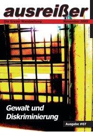 ausreißer - die grazer wandzeitung - mur.at