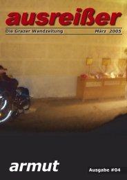 Armut - ausreißer - die grazer wandzeitung - Mur