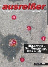 ausreisser juli-aug 2006.indd - ausreißer - mur.at