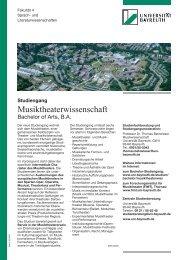 Studienga - Musiktheaterwiss.indd - Prof. Musikwissenschaft