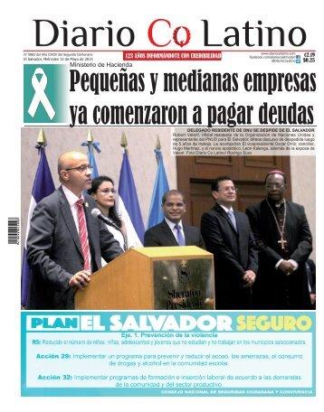 Edición 13 de Mayo de 2015
