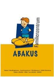 'Abakus' Wendlinghausen - Familienzentrum   Pferdekamp 6   32694 ...