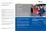 Flyer mit Anmeldung im pdf-Format herunterladen - Stadt und Natur