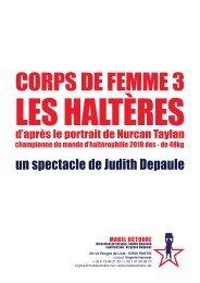 Corps de Femme 3 - Confluences