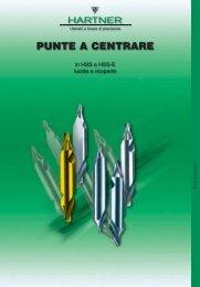 PUNTE A CENTRARE - Sicutool