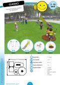 Attrezzature per aree gioco e sportive - Proludic - Page 6