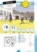 Attrezzature per aree gioco e sportive - Proludic - Page 7