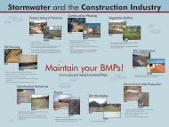 Construction BMPs Poster - City of Fort Lauderdale