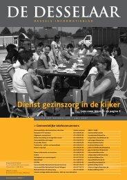 JULI 2007 - Gemeente Dessel