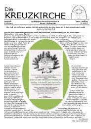 Weihnachten Nr. 4/2012 Das Volk, das i - Evangelische ...