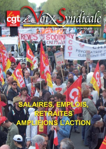 la formation syndicale - CGT L'Oise