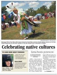 Celebrating native cultures