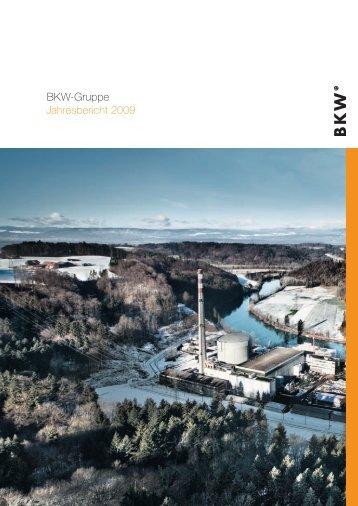Di 20 ne un Pr Ve so De ein m fü vo BKW-Gruppe ... - Zahlen & Fakten